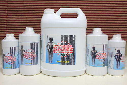 Steel Guard Nanocoat - An Anti Rust Compound Forever