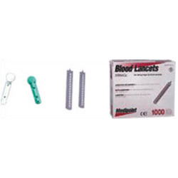 Blood Lancets Instrument