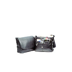 Women Black Organizer Bags