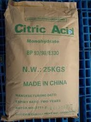 Citric Acid Monohydtrate