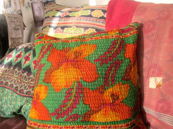 Home Decor Kantha Pillow