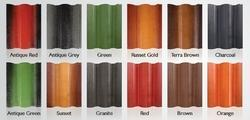 roof tiles new colours