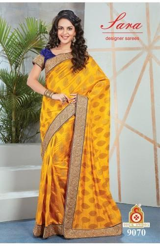 Modern Casual Party Wear Saree