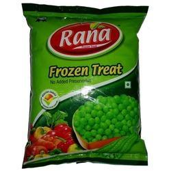 Frozen Peas Packaging Pouches