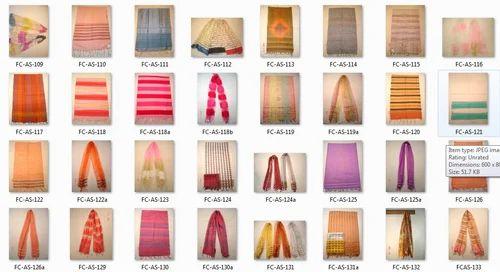 Silk Blend Scarf : SALE