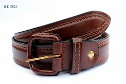 Dark Brown Formal Belts