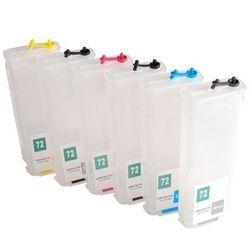 Refillable Cartridge  for HP Design Jet 1500
