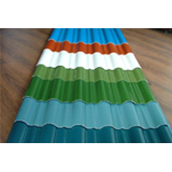 Painted Roofing Steel Sheets