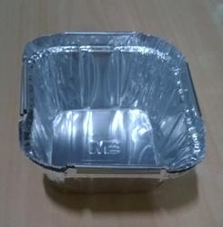 Aluminum Square Container