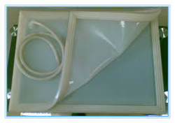 silicone vacuum bags for laminating glass