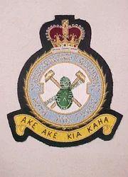 RAF 75 SQN. Blazer Badge