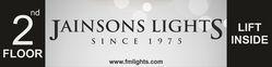 Jainsons Lights Now at Kotla, South Ex