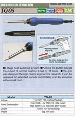 Quick Heat Soldring Iron