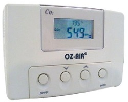 Carbon Dioxide Monitor & Controller
