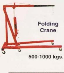 Folding Crane