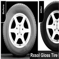 tyre polish gloss nu look dressing vinyl conditioner