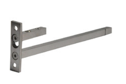 Square Adjustable F-Bracket