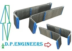 Bend Cooling coil