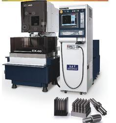 CNC Wire EDM Machine
