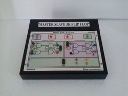 Master Slave JK Flip Flop Using Nand Gates