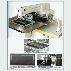 Sewing Pattern Machine