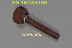 Violin Baroque Peg