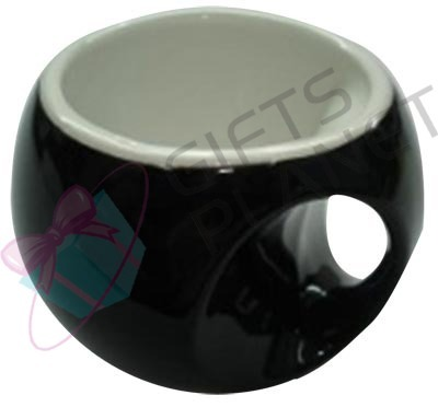 Ball Shape Mug Ball Shape Creative Design Mug Exporter