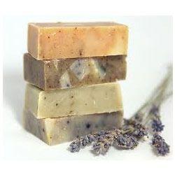 Natural Handmade Flower Soap