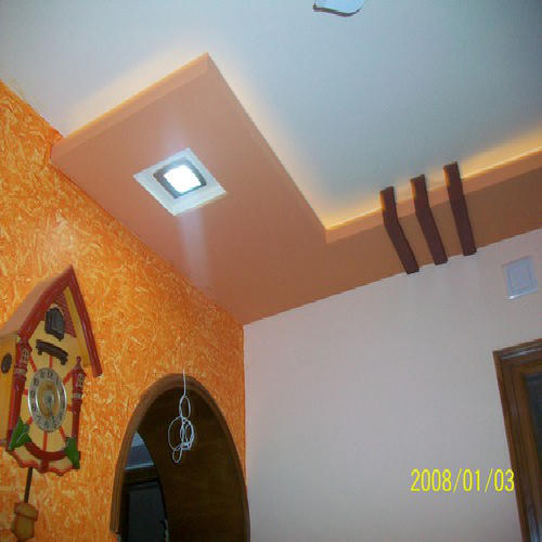 False Ceiling Designing Services Bedroom Ceiling