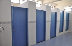 Bathroom Doors Coimbatore manufacturer of pergolas & frp doors & framesgkp building