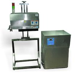 AURAE III - SS Induction Cap Sealing Machine