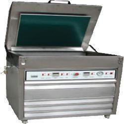 photopolymer plate 3 drawer machine