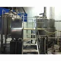 Fermentor Bioreactor Batch Type
