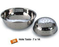 Steel Hole Bowls (Strainer)