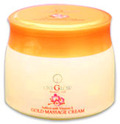 Oxy Glow Saffron with E Gold Massage Cream