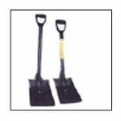 Shovel Plastic Wooden Handle