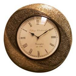 Brass Fitted Decorative Clock