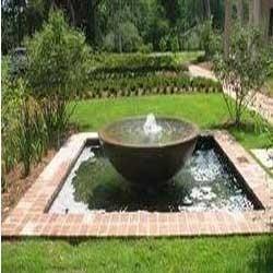 bowl water fountain