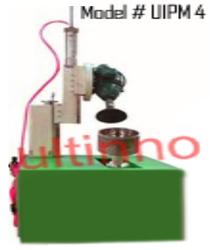 Utensil Inside Polishing Machine