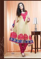 Partywear Anarkali Salwar Kameez