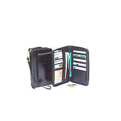 Pocket Leather Organizer