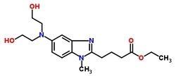 1 methyl 5 amino 1h benzimidazole 2 butanoic acid