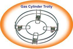 LPG Gas Cylinder Trolley