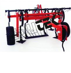 Potato Digger with Rubber Beam Wheels
