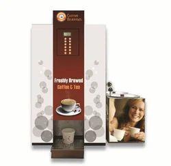 Fresh Milk Coffee and Tea Vending Machines