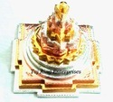 Ganga Jamuna Saraswati Meru Shri Yantra