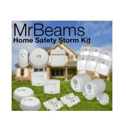 home safety storm lighting kit