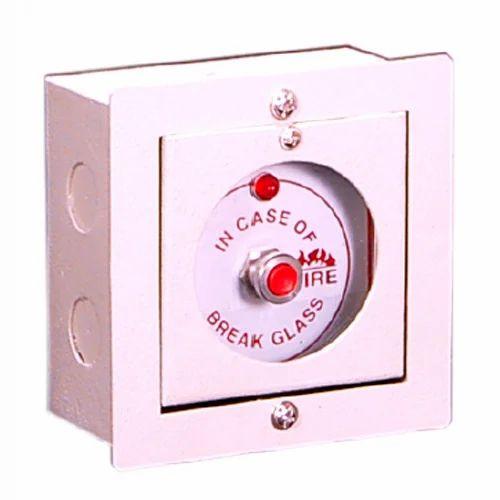 MCP Fire Alarm Panel