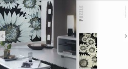 Sunflower Glass Mosaic Mural