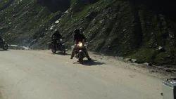 Uttarakhand Package Tour on Royal Enfield Bullet Bikes